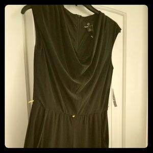 NWT Black Jumpsuit, size 6